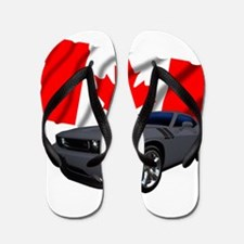 Challenger Canada Flip Flops