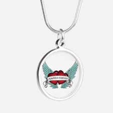Always And Forever Rockabilly Winged Necklaces
