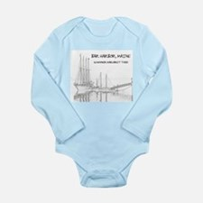 Bar Harbor Schooner Body Suit