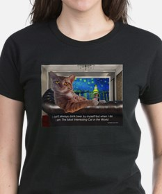 Most Interesting Cat T-Shirt