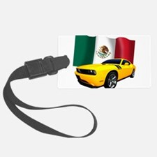Challenger Mexico Luggage Tag