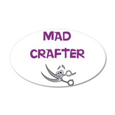 Mad Crafter Wall Decal