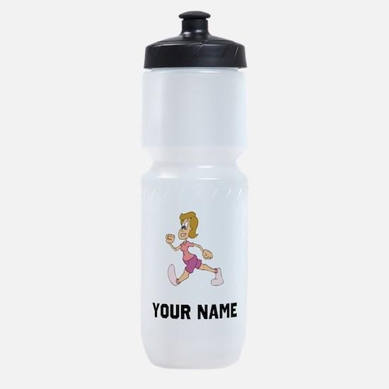 Walking Sports Bottle
