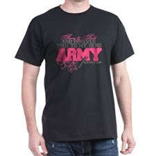 Unique Military wife T-Shirt