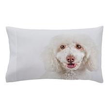 Dog: Poodle Pillow Case
