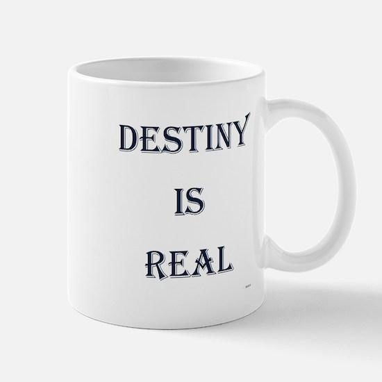 Destiny Is Real Mugs