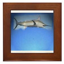 fish 6 Framed Tile