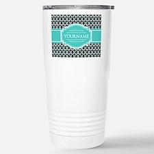 Personalized Horseshoes Travel Mug