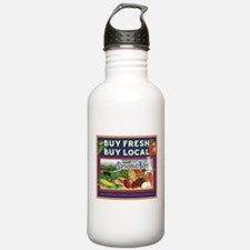 SV BFBL Square Logo Sports Water Bottle