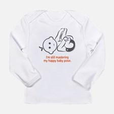 Cute Father be baby shower Long Sleeve Infant T-Shirt