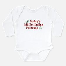 Cool Little princess Long Sleeve Infant Bodysuit