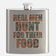 Cute Real food Flask