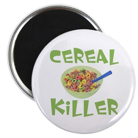 Cereal Killer Magnet