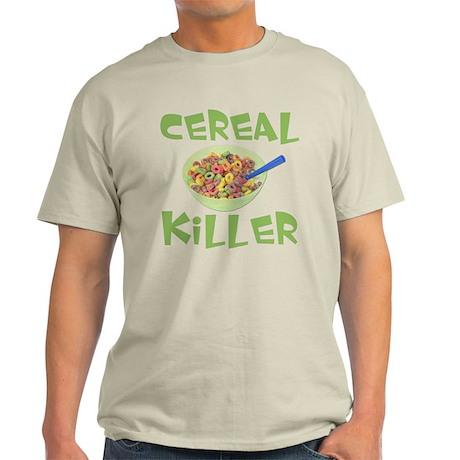 Cereal Killer Light T-Shirt