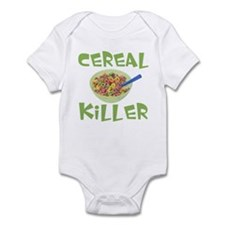 Cereal Killer Infant Bodysuit