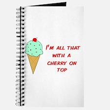 CHERRY ON TOP Journal