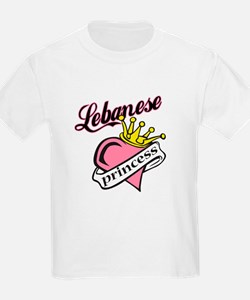 Lebanese Princess T-Shirt