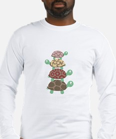 Turtle family Long Sleeve T-Shirt