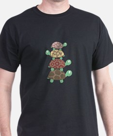 Turtle family T-Shirt