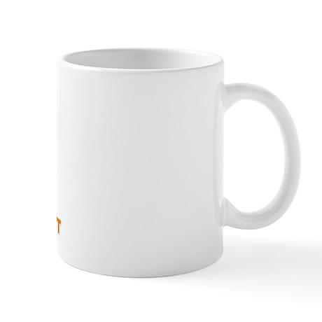 Oscar the Friendly Ghost Mug