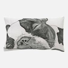 boston graphite.jpg Pillow Case