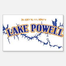 Lake Powell Decal