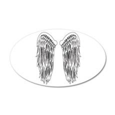 Wings (Lighter) Wall Decal