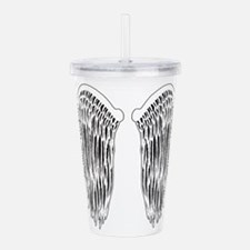 Wings (Lighter) Acrylic Double-wall Tumbler