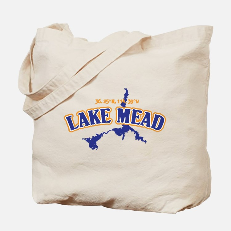 Lake Mead, United States Reservoir Tote Bag
