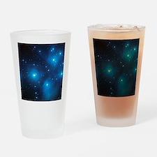 PLEIADES Drinking Glass