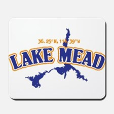 Lake Mead, United States Reservoir Mousepad