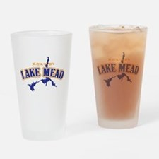 Lake Mead, United States Reservoir Drinking Glass