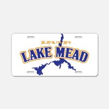 Lake Mead, United States Re Aluminum License Plate