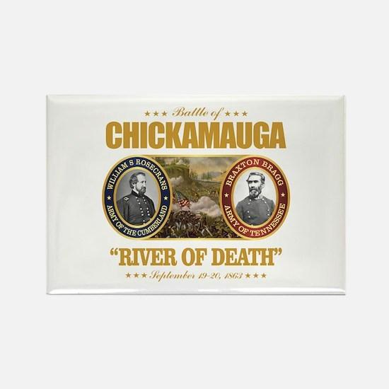 Chickamauga (FH2) Rectangle Magnet