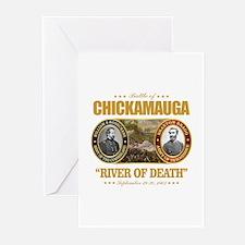 Chickamauga (FH2) Greeting Cards (Pk of 10)