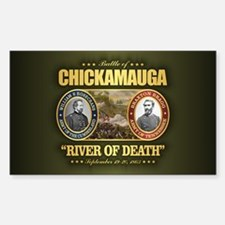 Chickamauga (battle) Decal