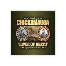 Chickamauga (battle) Sticker