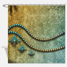 Elegant vintage Shower Curtain