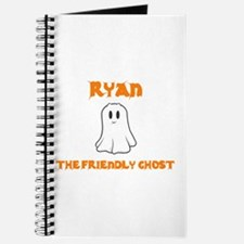 Ryan the Friendly Ghost Journal