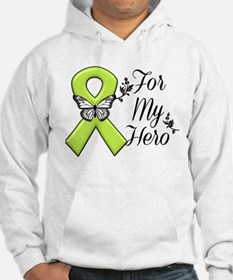 Non-Hodgkins Lymphoma For My He Hoodie