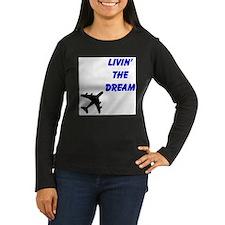 Funny Aviation flight attendant T-Shirt