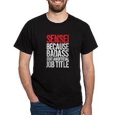 Badass Sensei T-Shirt