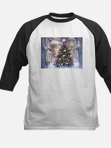 Vintage Christmas Baseball Jersey