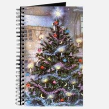 Vintage Christmas Journal
