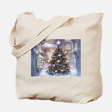 Vintage Christmas Tote Bag