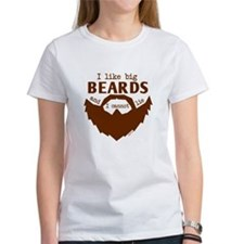 I Like Big Beards T-Shirt