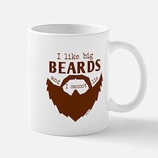 I Like Big Beards Mugs