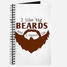 I Like Big Beards Journal