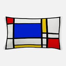 Mondrian-2b Pillow Case