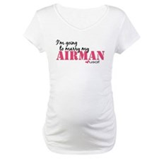 I'm going to marry my Airman Shirt